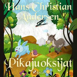 Andersen, H. C. - Pikajuoksijat, äänikirja