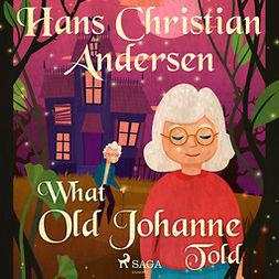 Andersen, Hans Christian - What Old Johanne Told, audiobook