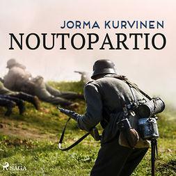 Kurvinen, Jorma - Noutopartio, äänikirja