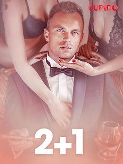 Cupido - 2+1 - erotisk novell, ebook