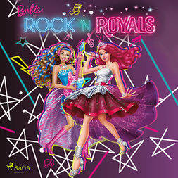 Mattel - Barbie - Rock N Royals, audiobook