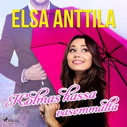 Anttila, Elsa - Kolmas kassa vasemmalta, äänikirja