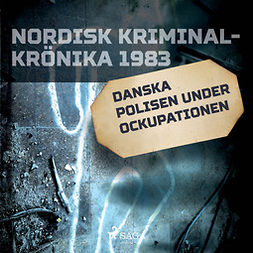 Mossling, Anders - Danska polisen under ockupationen, äänikirja