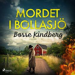 Kindberg, Bosse - Mordet i Bollasjö, äänikirja