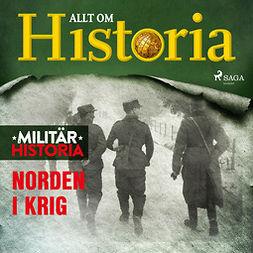 Mohede, Håkan - Norden i krig, äänikirja