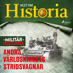 Mohede, Håkan - Andra världskrigets stridsvagnar, audiobook