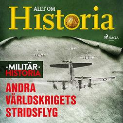 Lundstedt, Gert - Andra världskrigets stridsflyg, audiobook