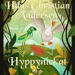 Andersen, H. C. - Hyppyniekat, äänikirja