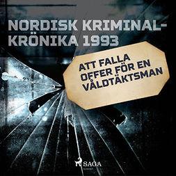Löfgren, Björn - Att falla offer för en våldtäktsman, audiobook