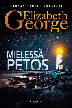 George, Elizabeth - Mielessä petos, ebook