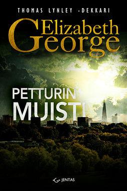 George, Elizabeth - Petturin muisti, ebook