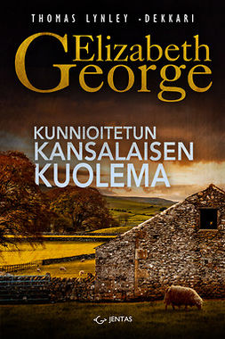 George, Elizabeth - Kunnioitetun kansalaisen kuolema, ebook