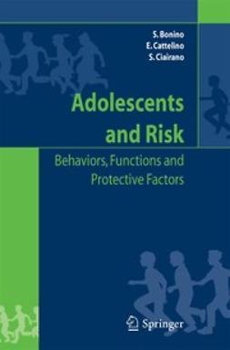 Bonino, Silvia - Adolescents and Risk, ebook