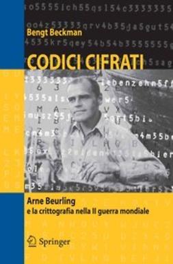Beckman, Bengt - Codici Cifrati, ebook