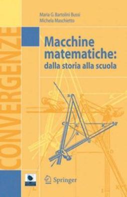 Bussi, Maria G. Bartolini - Macchine matematiche, ebook
