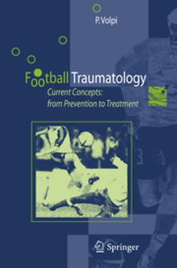 Volpi, Piero - Football Traumatology, ebook