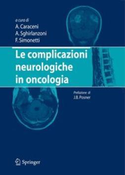 Caraceni, Augusto - Le complicazioni neurologiche in oncologia, ebook