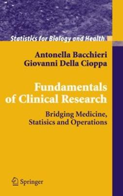 Bacchieri, Antonella - Fundamentals of Clinical Research, e-bok