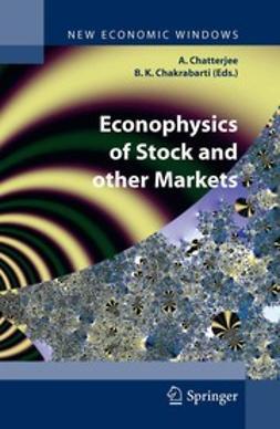 Chakrabarti, Bikas K - Econophysics of Stock and other Markets, e-bok