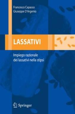 Capasso, Francesco - Lassativi, e-kirja