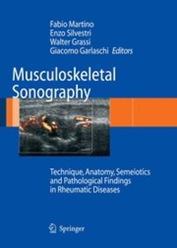 Garlaschi, Giacomo - Musculoskeletal Sonography, ebook