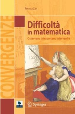Zan, Rosetta - Difficoltà in matematica, ebook
