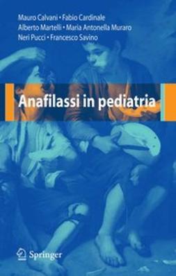 Anafilassi in pediatria