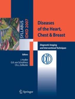 Hodler, J. - Diseases of the Heart, Chest & Breast, e-bok