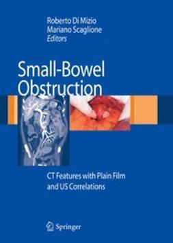 Mizio, Roberto - Small-Bowel Obstruction, ebook