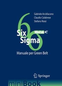 Arcidiacono, Gabriele - Six Sigma, ebook