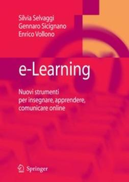 Selvaggi, Silvia - e-Learning, ebook