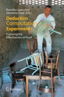 Deduction, Computation, Experiment