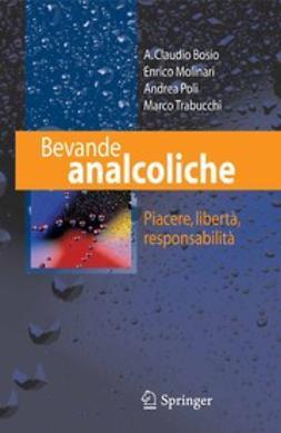 Bosio, A. Claudio - Bevande analcoliche, ebook