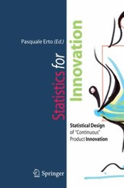 Erto, Pasquale - Statistics for Innovation, ebook