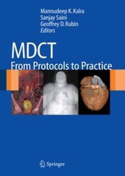 Kalra, Mannudeep K. - MDCT, ebook