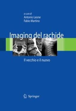 Leone, Antonio - Imaging del rachide, ebook