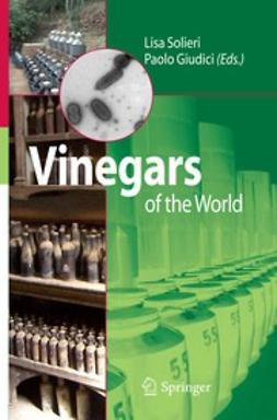 Solieri, Lisa - Vinegars of the World, ebook