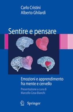 Cristini, Carlo - Sentire e pensare, ebook