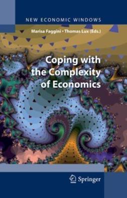 Faggini, Marisa - Coping with the Complexity of Economics, e-bok