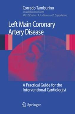 Tamburino, Corrado - Left Main Coronary Artery Disease, ebook
