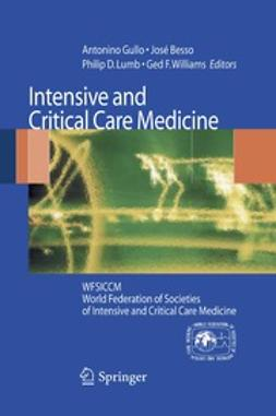 Gullo, Antonino - Intensive and Critical Care Medicine, e-bok
