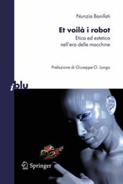 Bonifati, Nunzia - Et voilà i robot, ebook
