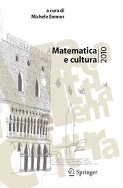 Emmer, Michele - Matematica e cultura 2010, ebook