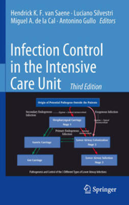 Saene, Hendrick K.F. - Infection Control in the Intensive Care Unit, ebook