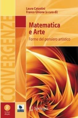 Catastini, Laura - Matematica e Arte, e-bok