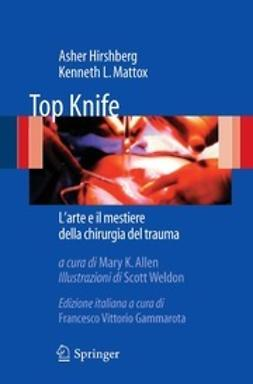 Allen, Mary K. - Top Knife, ebook