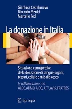 Castelnuovo, Gianluca - La donazione in Italia, ebook
