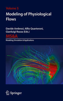 Ambrosi, Davide - Modeling of Physiological Flows, ebook