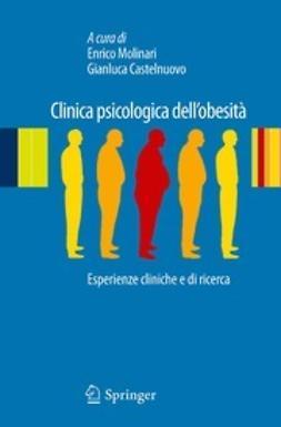 Molinari, Enrico - Clinica psicologica dell'obesità, ebook