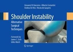 Giacomo, Giovanni - Shoulder Instability, ebook